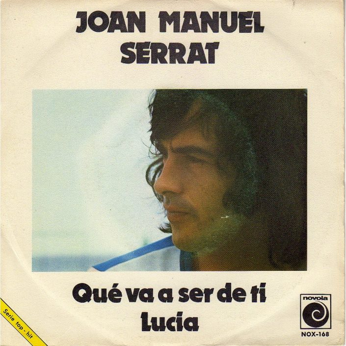 JOAN MANUEL SERRAT - LUCIA