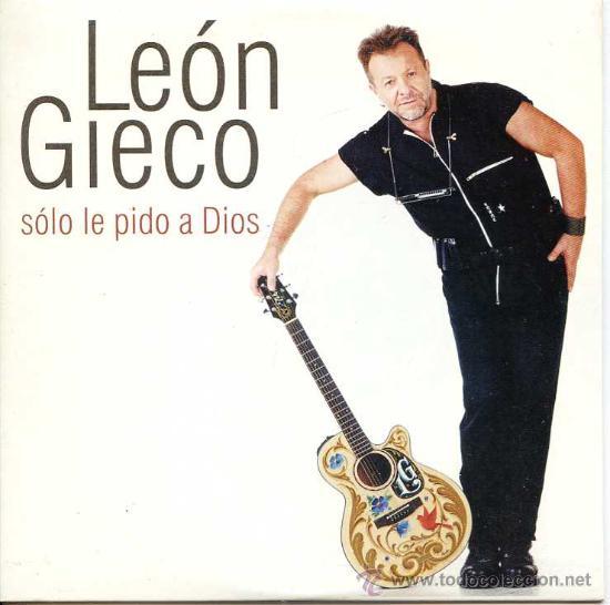 LEON GIECO - SOLO LE PIDO A DIOS