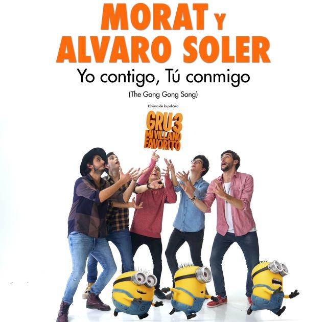 MORAT ft. ALVARO SOLER - YO CONTIGO, TÚ CONMIGO