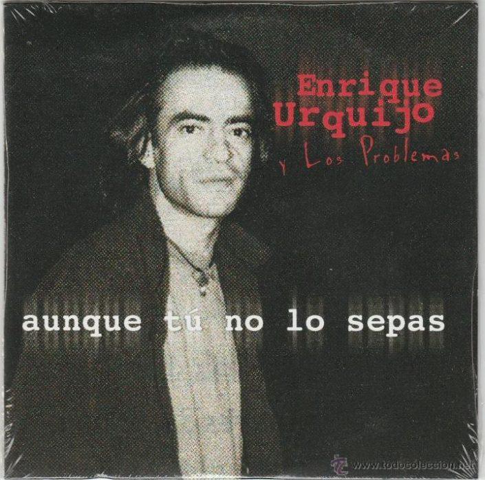 QUIQUE GONZALEZ - AUNQUE TU NO LO SEPAS
