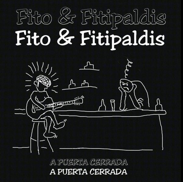 WHISKY BARATO Fito y Fitipaldis cerca de las vias