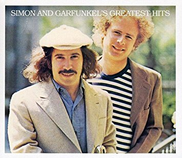 SIMON & GARFUNKEL - THE SOUND OF SILENCE THE BOXER