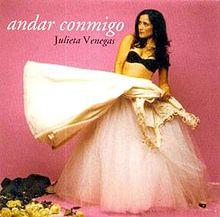 andar conmigo - Coti y Julieta Venegas